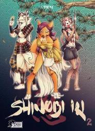 Shinobi Iri . 2 / Leen | Leen - Illustrateur