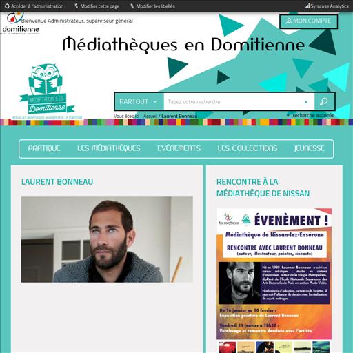 Laurent Bonneau   