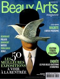 Beaux Arts magazine / dir. de publ. Charles-Henri Flammarion |
