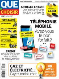 Que choisir ? / dir. par Alain Bazot | Bazot, Alain. Directeur de publication