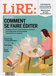 Lire / François Busnel   Busnel (François). Directeur de publication