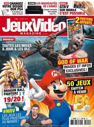 Jeux Vidéo Magazine / Arnaud De Keyser | Bal, Olivier. Directeur de publication