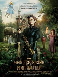 Miss Peregrine et les enfants particuliers = Miss Peregrine's home for peculiar children / Tim Burton, réal. | Burton, Tim (1958-....). Monteur