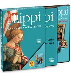 Filippo et Filippino Lippi, la Renaissance à Prato - La visite de l'Exposition / Maria Pia Mannini, Cristina Gnoni Mavarelli, réal.   Mannini, Maria Pia. Monteur