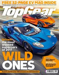 Top Gear magazine / Cédrik André |