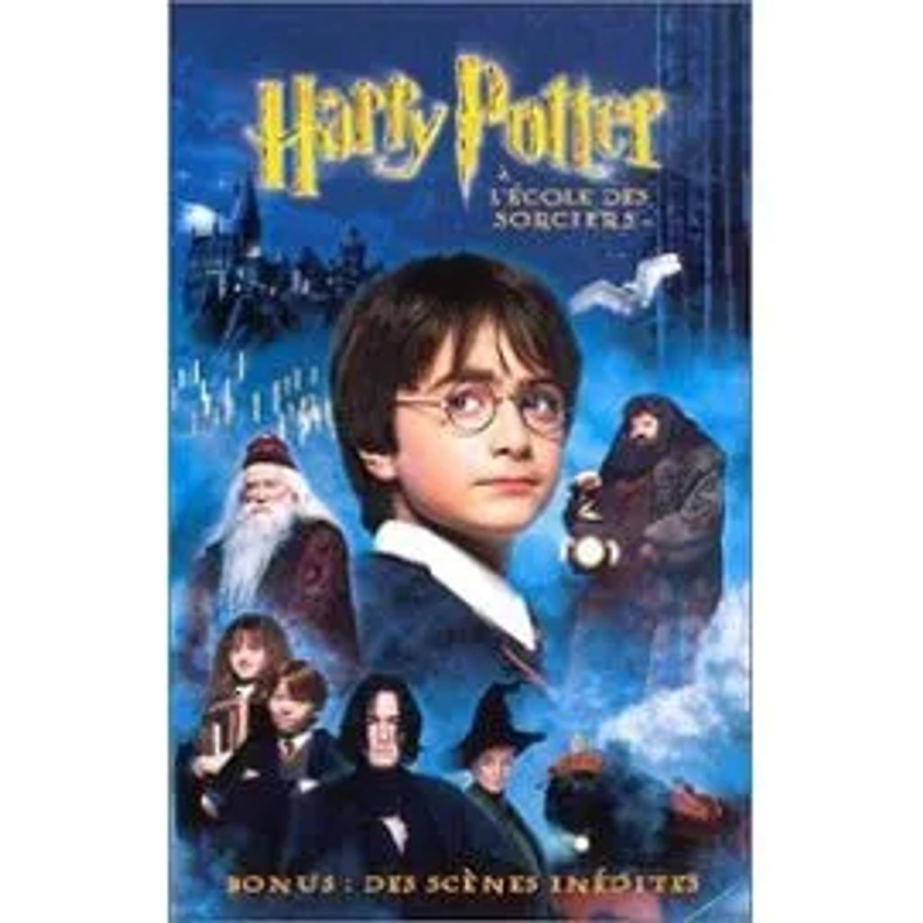 Harry Potter à l'école des sorciers / Chris Columbus, Alfonso Cuaron, Mike Newell, David Yates, réal. |