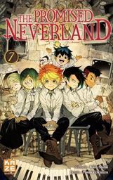 The promised Neverland. 7, Décision / scénario, Kaiu Shirai   Shirai, Kaiu. Auteur