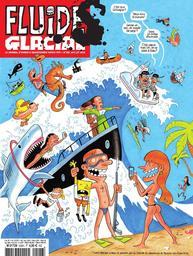 Fluide glacial : le journal d'umour & bandessinées depuis 1975 / J-C Delpierre |