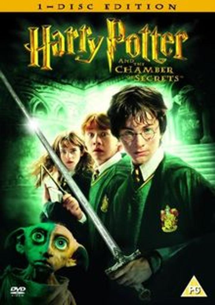 Harry Potter et la chambre des secrets / Chris Columbus, Alfonso Cuaron, Mike Newell, David Yates, réal. |