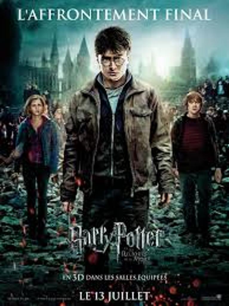 Harry Potter et les reliques de la mort (2ème partie) / Chris Columbus, Alfonso Cuaron, Mike Newell, David Yates, réal. |