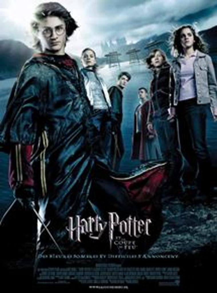 Harry Potter et la coupe de feu / Chris Columbus, Alfonso Cuaron, Mike Newell, David Yates, réal. |