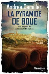 La Pyramide de boue / Andrea Camilleri   Camilleri, Andrea. Auteur