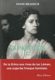 La partition / Diane Brasseur | Brasseur, Diane. Auteur