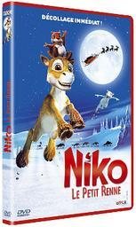 Niko, le petit renne = Niko - Lentäjän poika. 1/2 / Michael Hegner, Kari Juusonen, Jorgen Lerdam, réal.   Hegner, Michael. Monteur