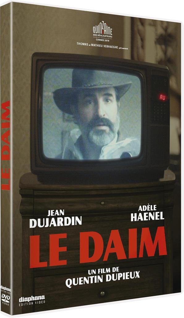 Le daim / Quentin Dupieux, réal. | Dupieux, Quentin. Monteur. Scénariste