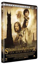 Le Seigneur des anneaux - Les deux tours = The Lord of the Rings. 2/3, Les deux tours / Peter Jackson, réal. | Jackson, Peter. Monteur. Scénariste