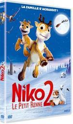 Niko, le petit renne 2 = Niko - Lentäjän poika. 2/2 / Michael Hegner, Kari Juusonen, Jorgen Lerdam, réal. | Hegner, Michael. Monteur