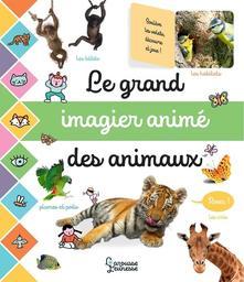 Le grand imagier animé des animaux. | Cogumelo Club - Illustrateur