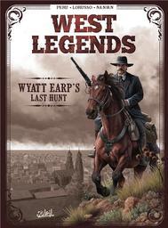 Wyatt Earp's last hunt / scénario, Peru | Peru, Olivier (1977-....). Auteur