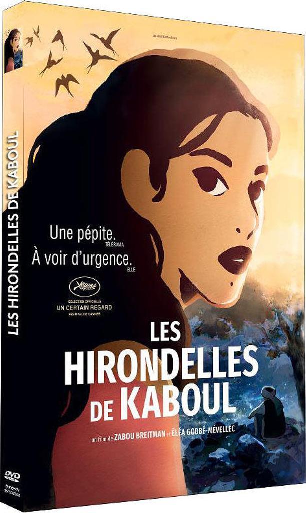 Les hirondelles de Kaboul / Zabou Breitman, Eléa Gobbe-Mevellec, réal. |