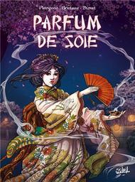 Parfum de soie / Dana Dimat   Dana Dimat. Illustrateur