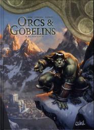 Orcs et Gobelins. 8, Renifleur / scénario, Olivier Peru | Peru, Olivier (1977-....). Auteur
