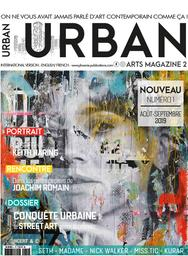 Urban : international art magazine english/french / rédacteur en chef Christian Charreyre |