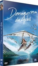 Donne-moi des ailes / Nicolas Vanier, réal. | Vanier, Nicolas. Monteur. Dialoguiste