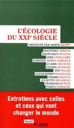 L'écologie du XXIe siècle / Matthieu Amiech, Angélique Huguin, Jade Lindgaard [et al.] |