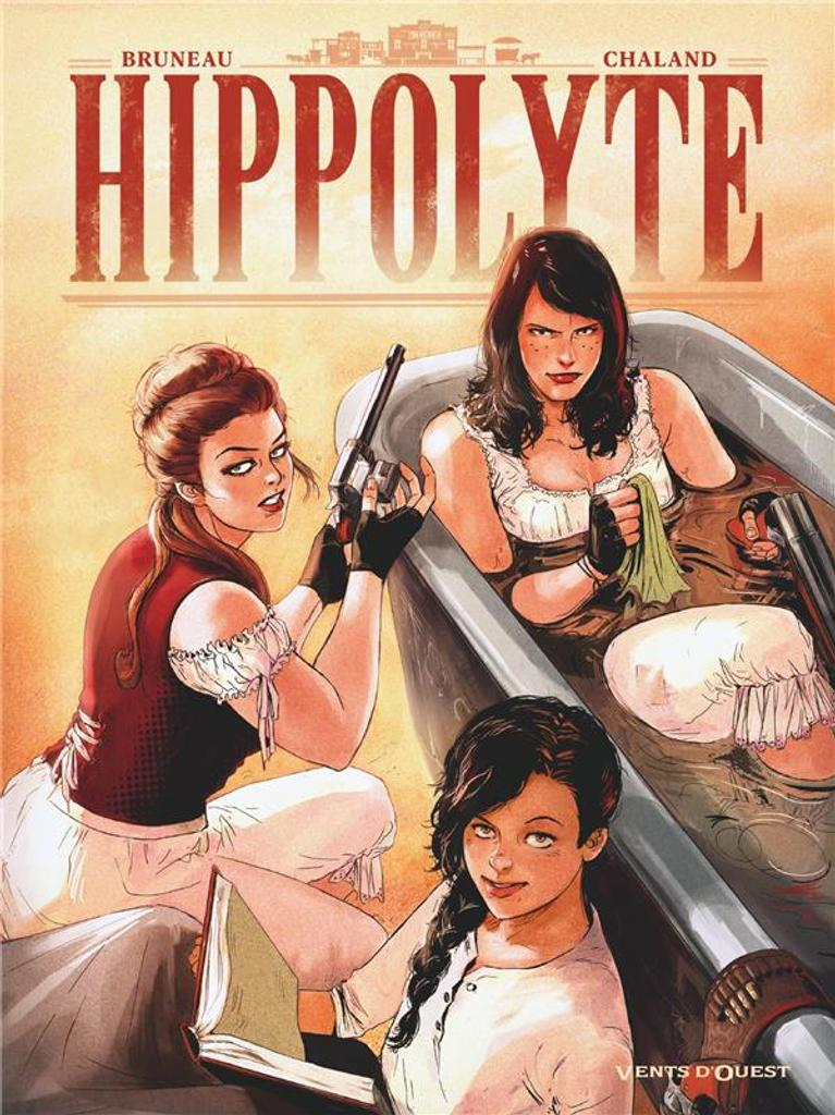 Hippolyte / Carole Chaland  | Chaland, Carole . Illustrateur