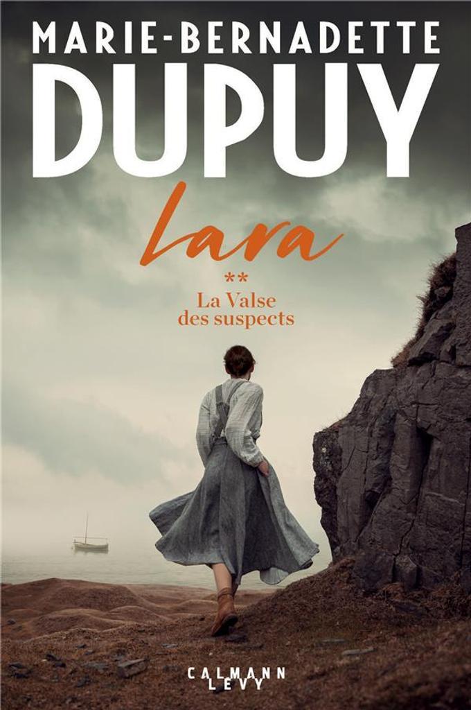 Lara . 2, La valse des suspects / Marie-Bernadette Dupuy   Dupuy, Marie-Bernadette - Auteur du texte. Auteur