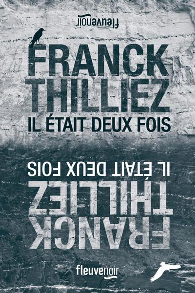 Il était deux fois / Franck Thilliez |