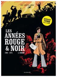 Les années rouge et noir. 4, Simone / Pierre Boisserie et Didier Convard | Douay, Stéphane (1970-....). Illustrateur