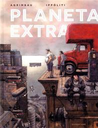 Planeta extra / dessin, Ippóliti | Ippóliti (1964-....). Illustrateur