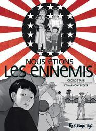 Nous étions les ennemis / dessins de Harmony Becker | Becker, Harmony. Illustrateur