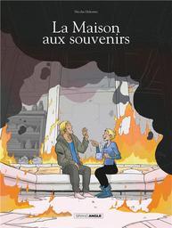 La maison aux souvenirs / Nicolas Delestret | Delestret, Nicolas. Auteur