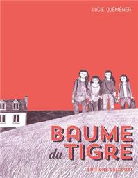 Baume du tigre / Lucie Quéméner | Quéméner, Lucie. Illustrateur