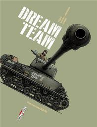 Machines de Guerre - Dream Team : Sherman M4A3E8(76) / Illustrateur Mavric | Mavric, Senad - Illustrateur. Illustrateur