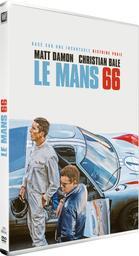 Le Mans 66 = Ford v Ferrari / James Mangold, réal.   Mangold, James. Monteur