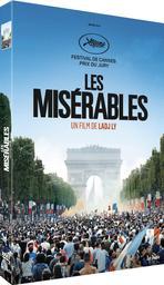 Les misérables / Ladj Ly, réal. | Ly, Ladj. Monteur. Scénariste