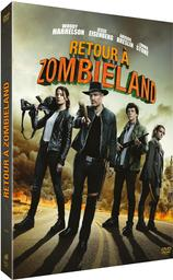 Retour à Zombieland = Zombieland: Double Tap / Ruben Fleischer, réal.   Fleischer, Ruben. Monteur
