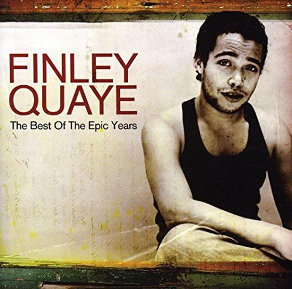 The Best Of The Epic Years / Finley Quaye |