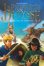 Le réveil du monstre / David Pouilloux   Pouilloux, David. Auteur