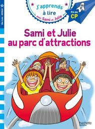 Sami et Julie au parc d'attractions | Massonaud, Emmanuelle