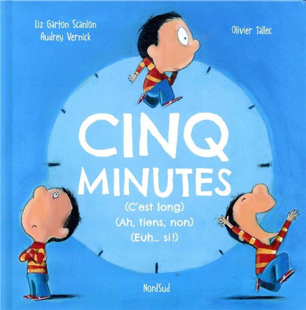 Cinq minutes / Olivier Tallec  