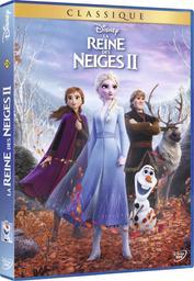 La reine des neiges 2 = Frozen II / Chris Buck, Jennifer Lee, réal. | Buck, Chris. Monteur. Antécédent bibliographique