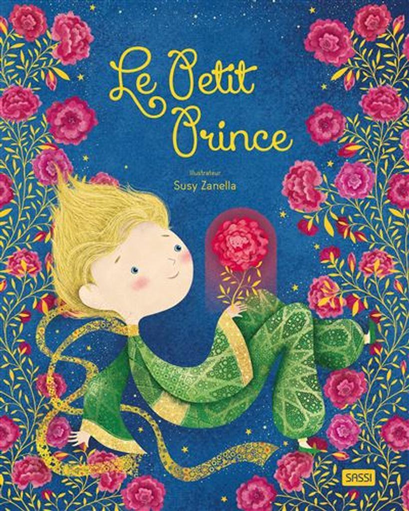 Le Petit prince / Antoine de Saint-Exupéry |