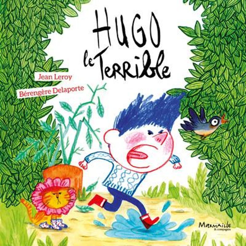 Hugo le terrible / Jean leroy |