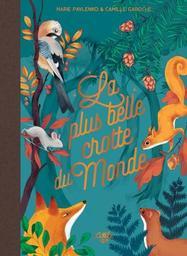 La plus belle crotte du monde / Camille Garoche   Garoche, Camille (1982-....). Illustrateur. Auteur
