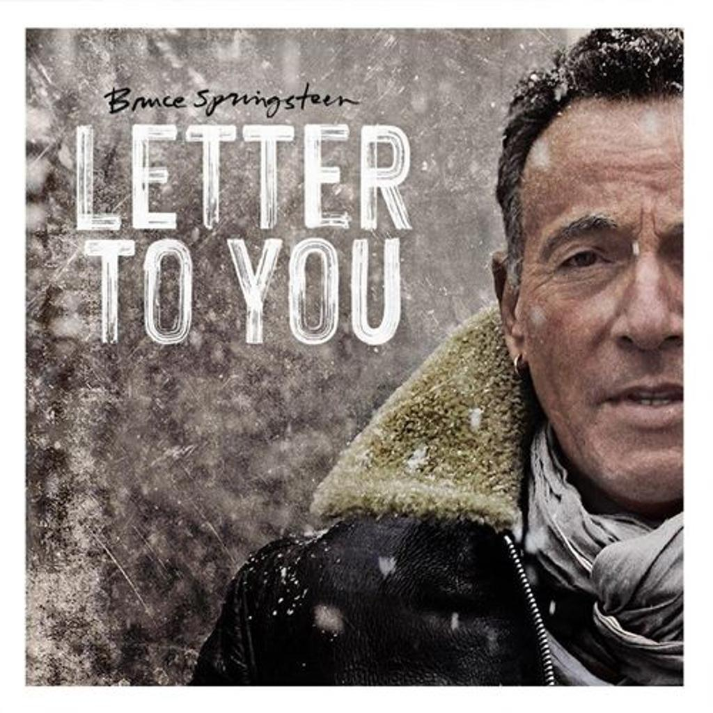 Letter to you / Bruce Springsteen | Springsteen, Bruce